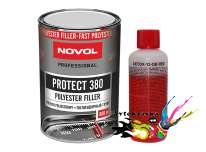 Novol 90016 Protect 380 Грунт полиэфирный 0,8л+0,08л