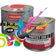 Эпоксидный грунт Novol 90422 Protect 360 0,4л+0,4л