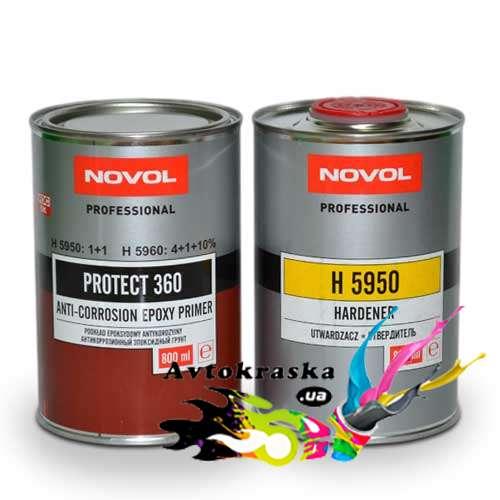 Novol Protect 360 Эпоксидный грунт 37200 0,8л+0,8л