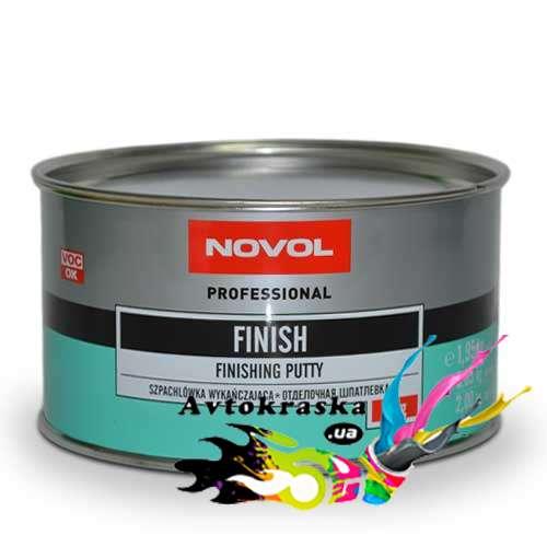 Шпатлевка отделочная Novol 1122 0,75кг