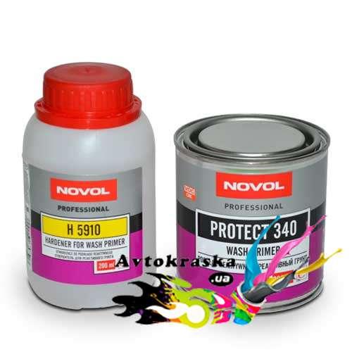 Реактивный грунт Novol Protect 340 Washprimer 37219