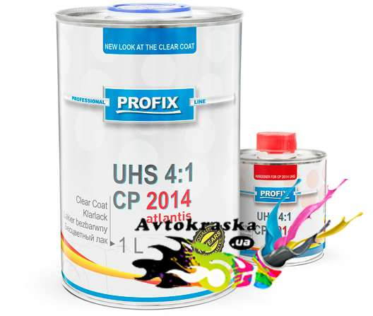 Лак Profix бесцветный CP 2014 1+0,25л