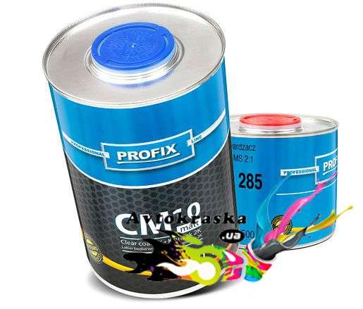 Матовый лак Profix CM10 1л+0,5л