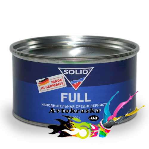 Универсальная шпатлевка Solid Full 4,5кг