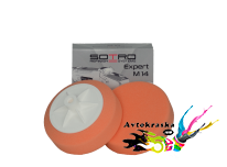 Круг полировальный Sotro M14/D150/H50мм оранжевый универсальный