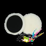 Круг полировальный Sotro D150мм из натуральной овчины