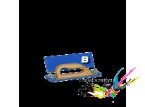 Рубанок шлифовальный Sotro с зажимами B 70*245мм