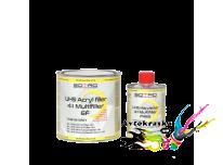 SOTRO Грунт акриловый 2K UHS Acryl filler 4:1 Multifiller 6F 0,8 л+0,2 л