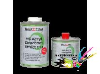 Лак акриловый SOTRO 2K HS 2:1 Acryl Clearcoat Effect C10 0,8 л+0,4 л