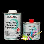 Лак UHS акриловый SOTRO 2K 2:1 Acryl Clearcoat Superior C30 1 л+0,5 л