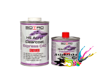 Лак HS SOTRO 2K HS 2:1 Acryl Clearcoat Express C40 1 л+0,5 л