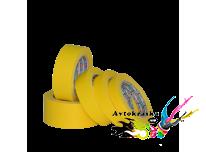 Лента малярная SOTRO GOLD 120° C желтая 29 мм