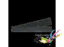 Липучка SOTRO самоклеющаяся для платформ 70*400мм 14 отверстий