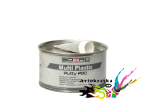 Шпатлевка для пластика SOTRO P80 Multi Plastic Putty 1,8 кг