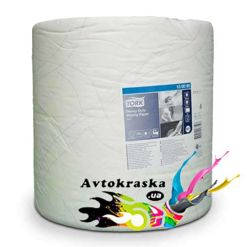 Протирочная бумага в рулоне Tork 130060