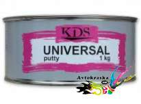 Универсальная шпатлевка KDS Universal putty 0,2 кг