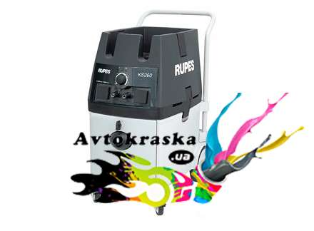 Мобильный пылесос Rupes KS 260 EPN с электро-пневматическим подключением.