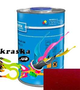 Profix Автоэмаль базовая Daewoo 74U Spinel red 1л